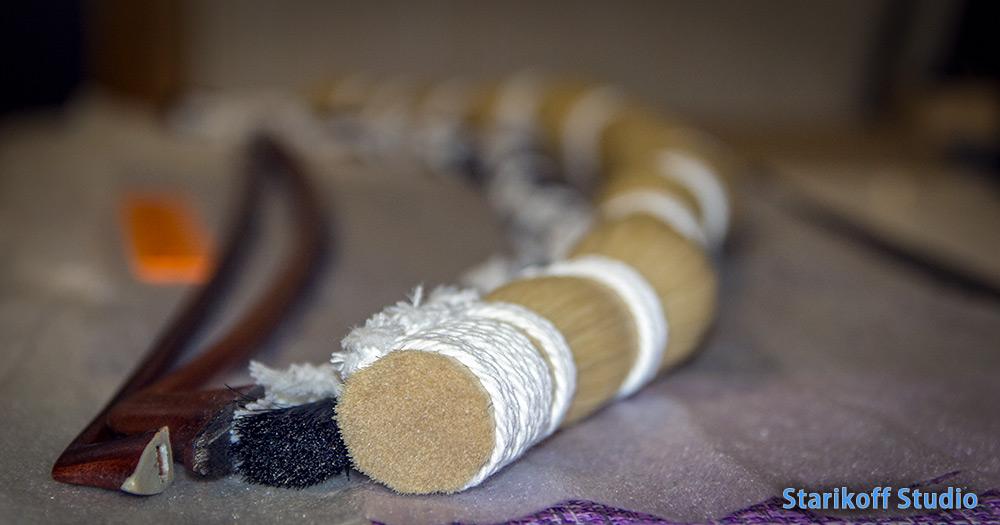 Монгольский-волос